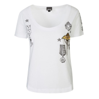 Just Cavalli Women's 'Regular Fit' Top