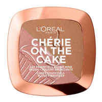 L'Oréal Paris Bronzer 'Chérie On The Cake Blush' - 01 Cherry Fever 9 g