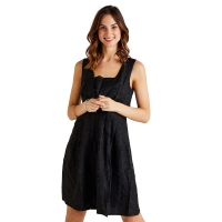 Yumi Women's 'Jacquard Organza' Dress