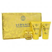 Versace 'Yellow Diamondmini' Set - 3 Unités