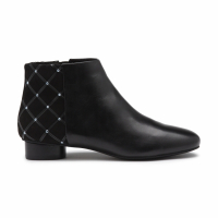 Karl Lagerfeld Women's 'Fauna' Ankle Boots