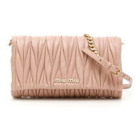 Miu Miu Women's 'Quilted' Clutch