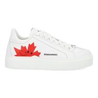 Dsquared2 Women's 'Maple leaf' Sneakers