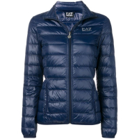 EA7 Emporio Armani Women's 'Fitted puffer' Jacket
