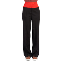 Bottega Veneta Women's 'High-waist' Trousers