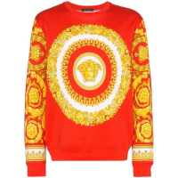 Versace Men's 'Medusa print' Sweater