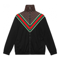 Gucci Men's 'Oversized GG Pattern' Jacket