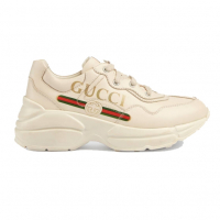 Gucci Kids Girl's 'Logo' Sneakers