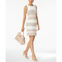 Tommy Hilfiger 'Colorblock Sheath' Kleid für Damen