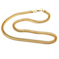 Welch Steel Collier pour femmes