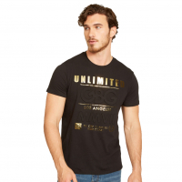 G by Guess 'Gabriel Embossed' T-Shirt für Herren