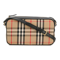 Burberry Women's 'Vintage check' Shoulder Bag