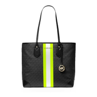 MICHAEL Michael Kors Women's 'Striped' Tote Bag