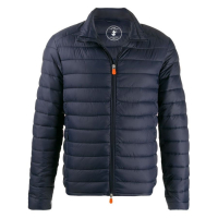 Save the Duck Men's 'Zipped' Down Jacket