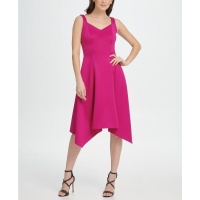 DKNY Women's 'Sweetheart Neck' Dress