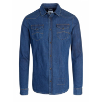 Armani Jeans Men's 'slightly body shaped' Shirt