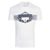 Versace Collection 'slightly body shaped' T-Shirt für Herren