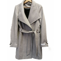 Calvin Klein Women's 'Belted Toggle Wrap' Coat