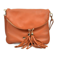 Anna Luchini Women's Leather Shoulder Bag