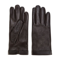 Gucci Men's 'GG Supreme' Gloves