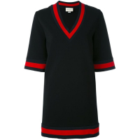 Gucci Women's 'Contrasting edges' Dress