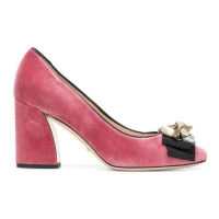 Gucci Women's 'Knotted ornamented' Pumps