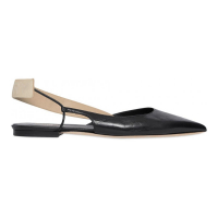 Burberry Women's 'Logo' Ballerinas