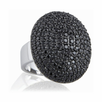 Sif Jakobs Women's 'Pozzolo Oval' Ring