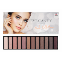 Eye Candy 'Nude' Eyeshadow Palette - 12 Colours