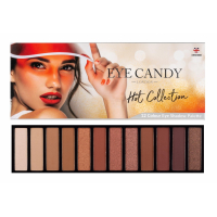 Eye Candy 'Hot' Lidschatten Palette - 12 Farben