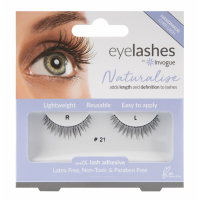 Invogue 'Naturalise' Fake Lashes - 21