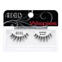 Ardell Faux cils 'Wispies' - Black 1 Paire