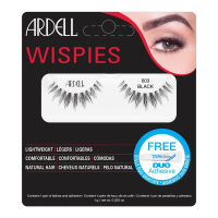 Ardell 'Wispies Clusters' Fake Lashes - #603 Black 1 Pair