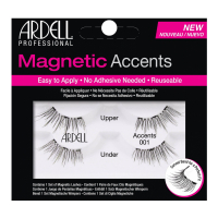 Ardell 'Magnetic Accent' Falsche Wimpern - #001