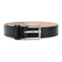 Alexander McQueen Women's 'Square buckle' Belt