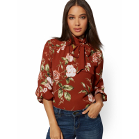 New York & Company Women's Blouse