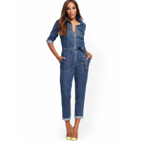 New York & Company 'Denim' Jumpsuit für Damen