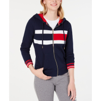 Tommy Hilfiger Women's 'Colorblocked Zip' Jacket