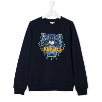 Kenzo Kids Teen Boy's 'Logo' Sweater
