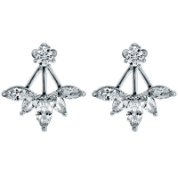 Diamond Style Women's Earrings