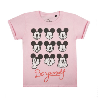 Disney Girl's 'Be Yourself' T-Shirt