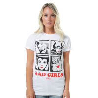Disney Women's 'Bad Girls' T-Shirt