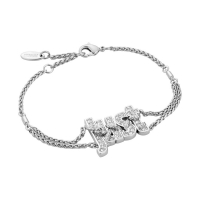 Just Cavalli Women's 'JC Around' Bracelet