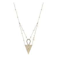 Just Cavalli Women's 'JC' Necklace