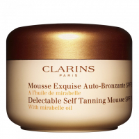 Clarins Delectable Sef-Tanning Mousse SPF 15 - 125ml