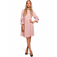 Made of Emotion Women's Long-Sleeved Dress