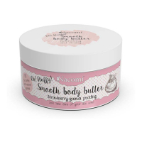 Nacomi 'Strawberry & guava pudding' Body Butter - 100 g
