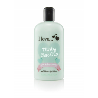 I Love 'Minty Choc Chip' Shower Cream - 500 ml