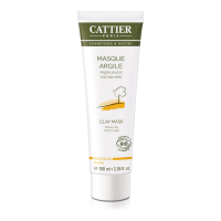 Cattier 'Yellow Clay' Mask - 100 ml