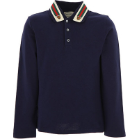 Gucci Boy's 'Tiger' Polo Shirt